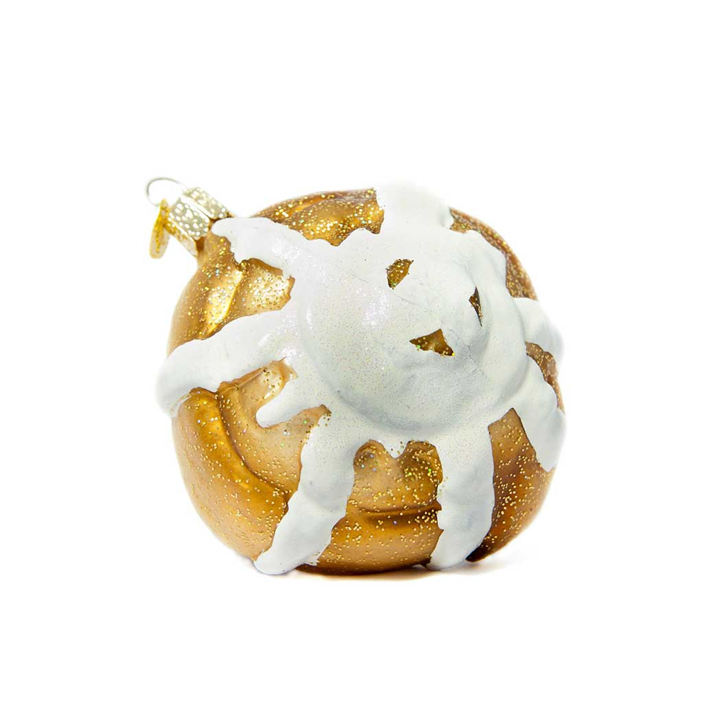 Old World Christmas Cinnamon Roll Ornament | Guenther House