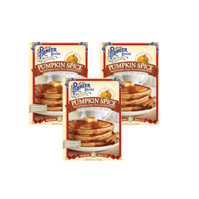 Pumpkin Spice Pancake Mix - Set of 3