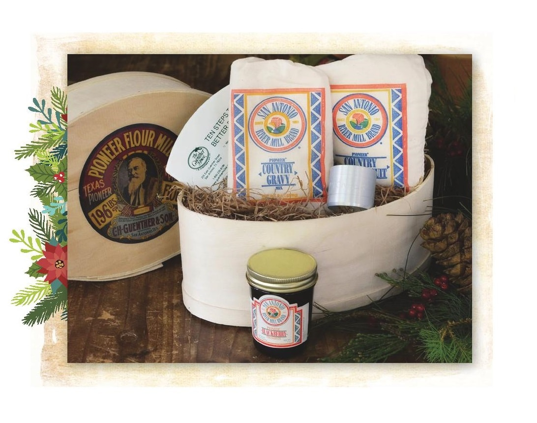 Biscuit And Preserves Holiday Gift Set Guenther House